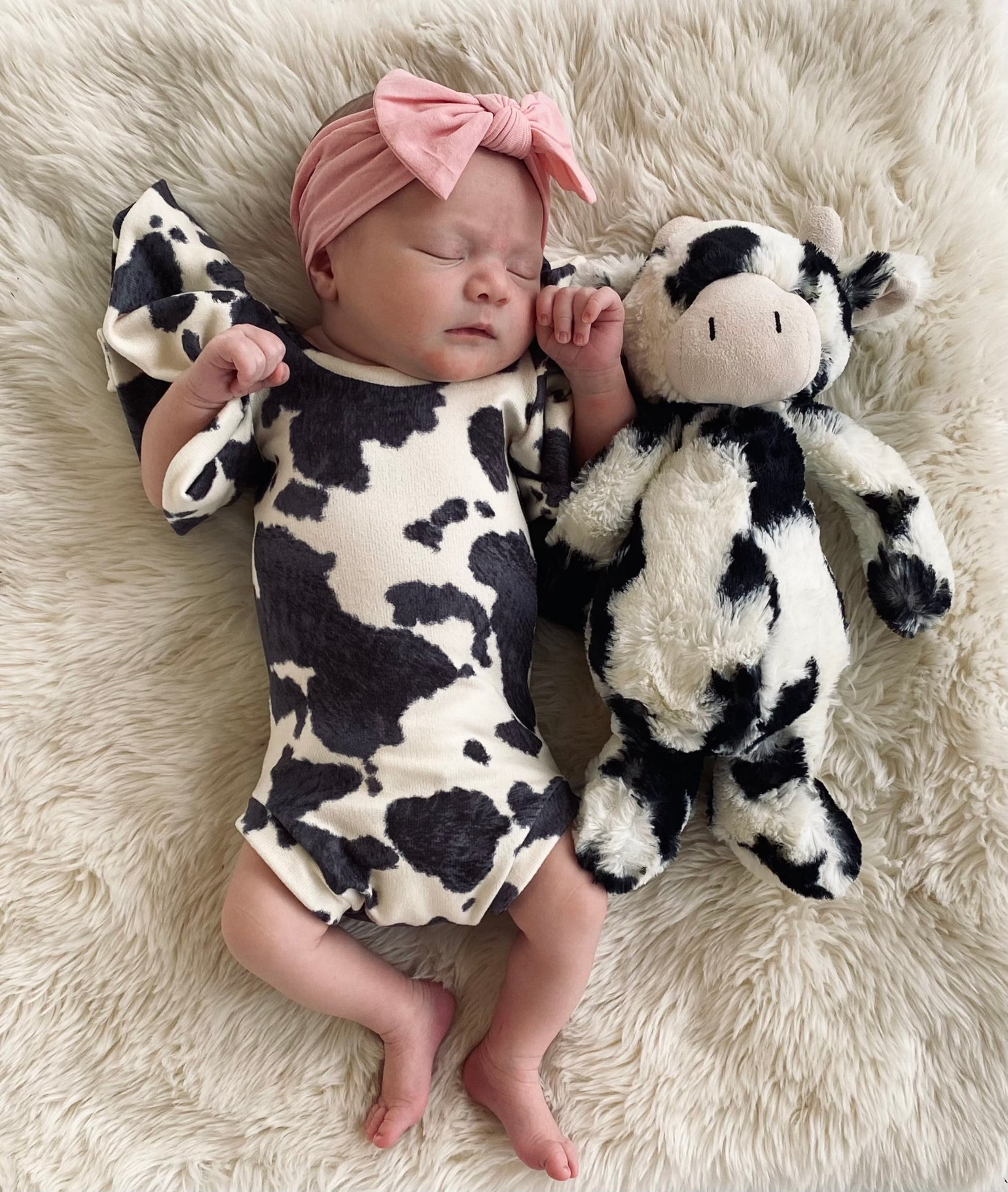 Image of Baby/Girls * Holy Cow * Leotard