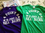 Image of T-Shirts! (Ska Band design)