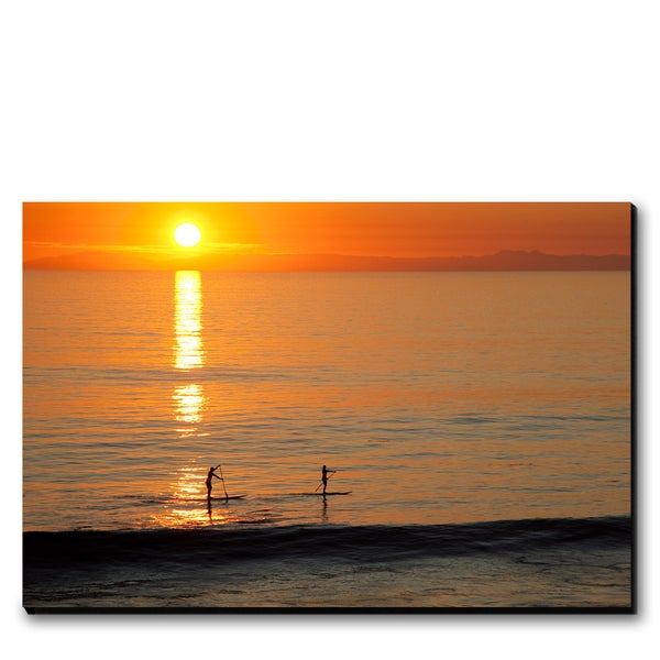 Image of SUNSET PADDLE