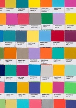 Image of PANTONE: PANTONE CHIPS JOURNAL