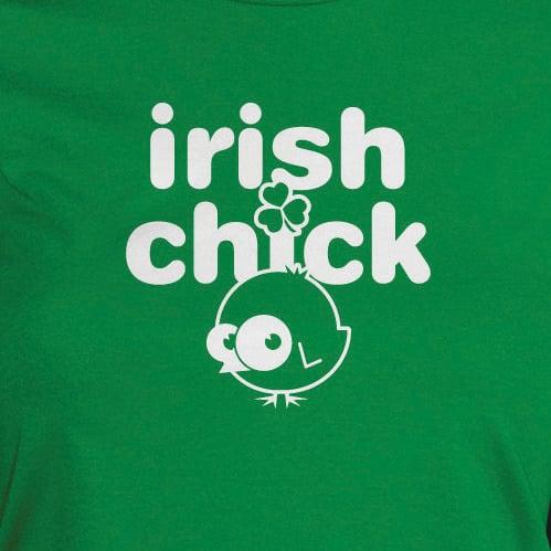 Image of Irish Chick