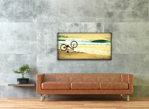 Image of NEWPORT RIDE - (Metal or Canvas)