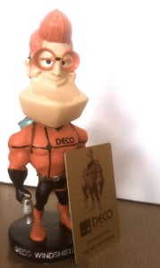 Image of DECO-Man Bobble-Head