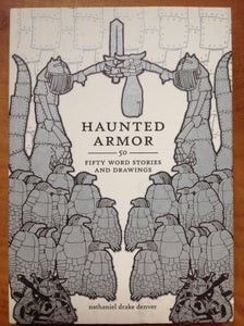 Image of HAUNTED ARMOR - Book & CD