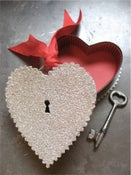 Image of Keyhole Heart Candy Container