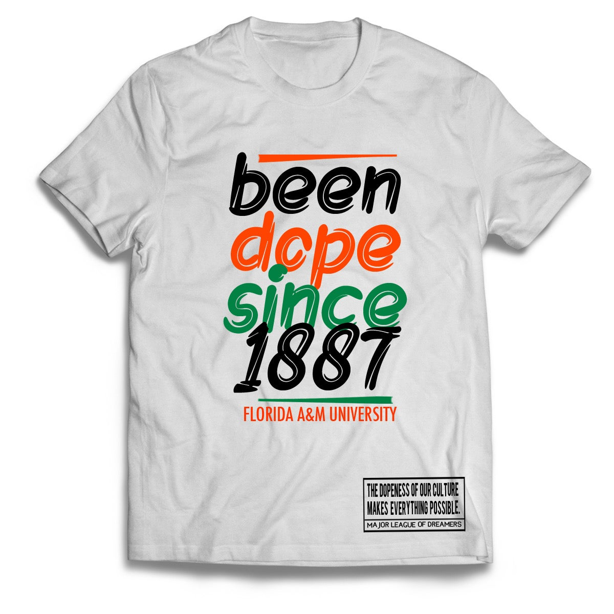 Image of BEEN DOPE SINCE 1887
