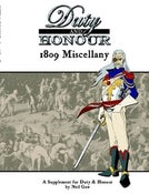 Image of Duty & Honour 1809 Miscellany