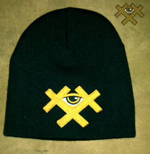 Image of Immrtvl Third Eye Beanie