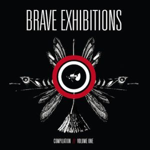 Image of [AAA001] Brave Exhibitions Compilation Volume One CD