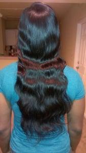 Image of Brazilian Body Wave Hair - Three bundles