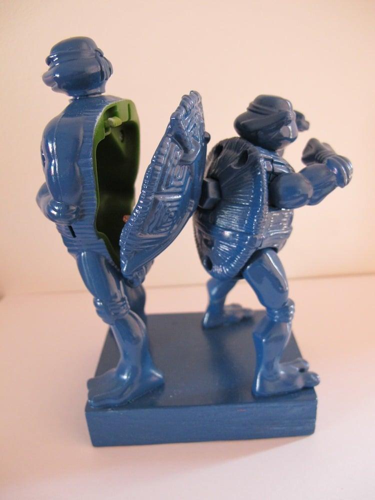 Image of Ninja Blues - assemblage - 005/2013