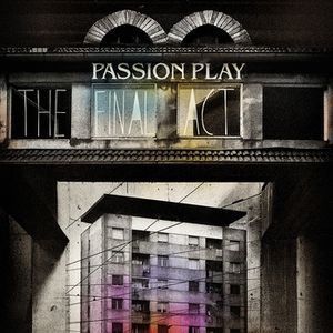 Image of [a+w cd002] Passion Play - The Final Act CD