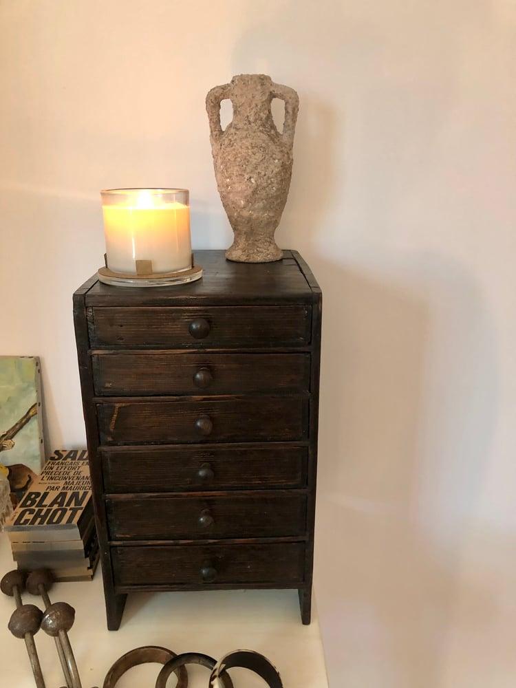 Image of Ancien meuble de bijoutier