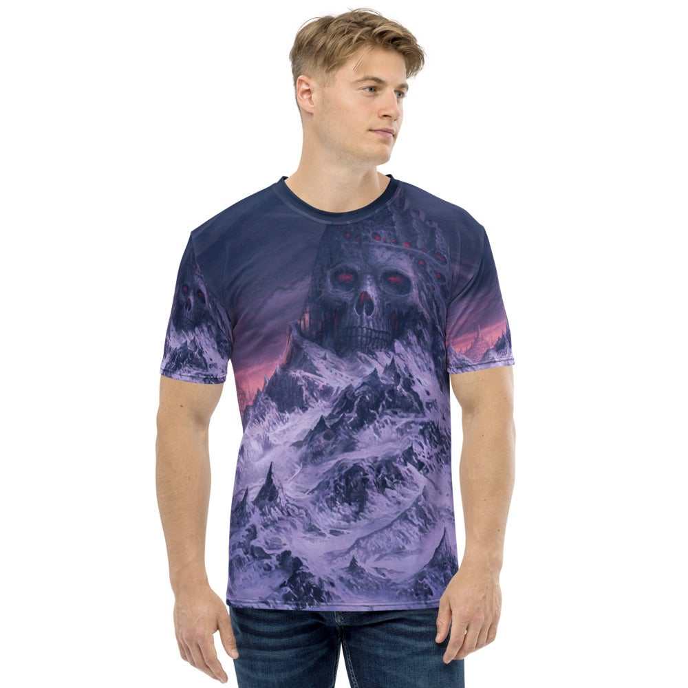 The Peak of Despair Allover Print T-shirt