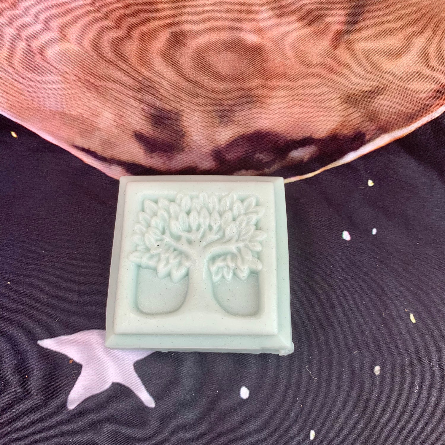 Patchouli Shea Butter Tree of Life Soap