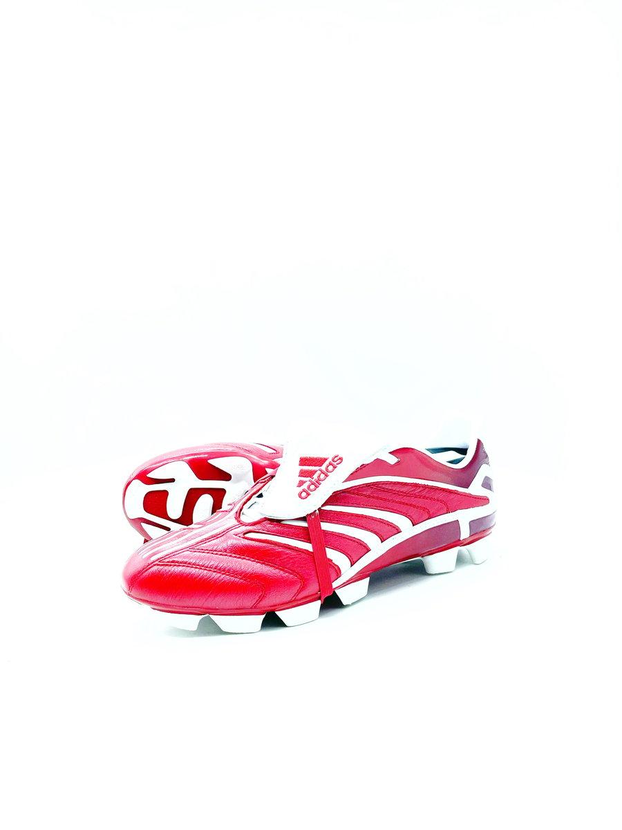 Image of Adidas predator abs red