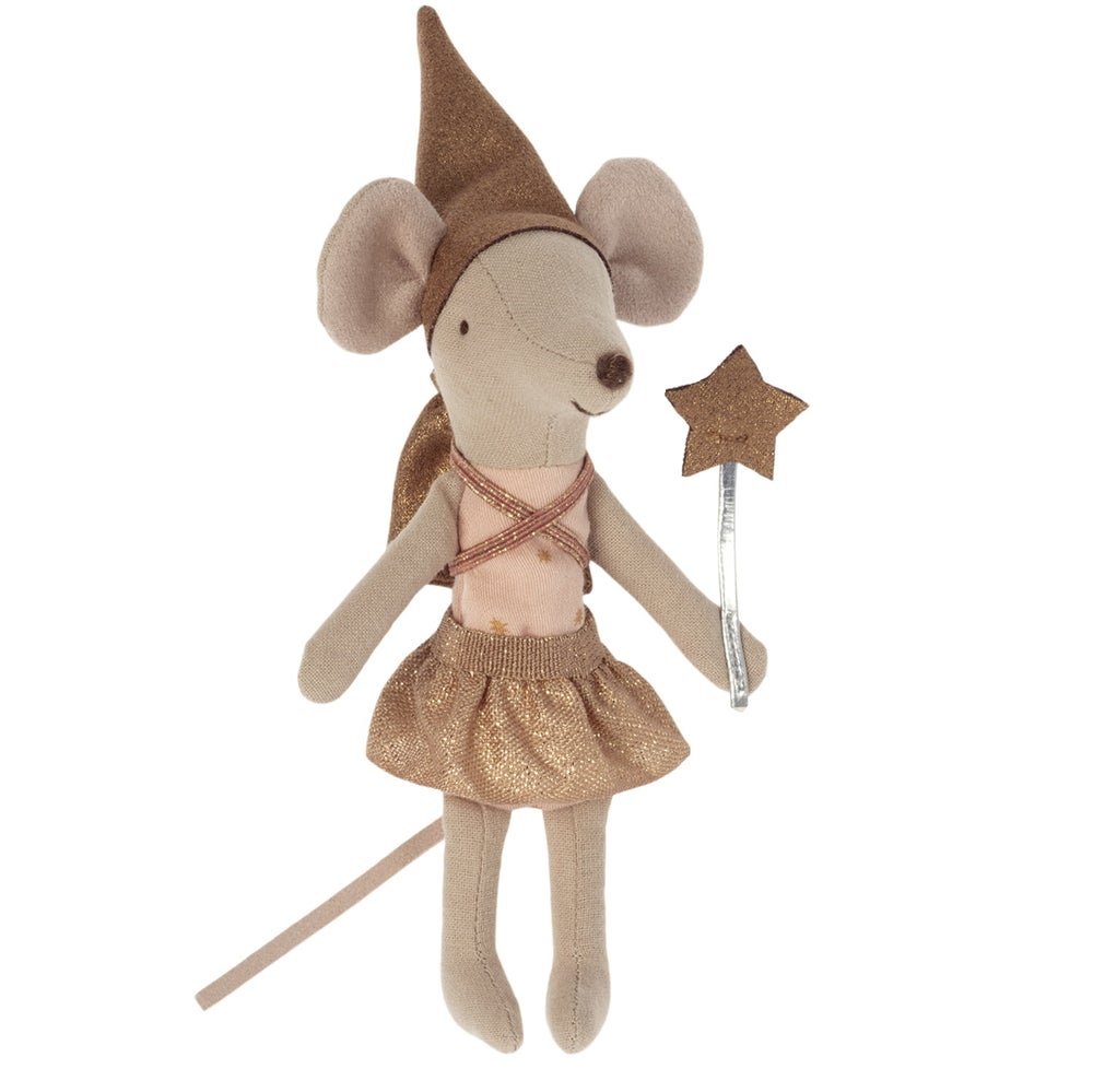 Image of Maileg - Tooth Fairy Mouse Rose (Pre-order)