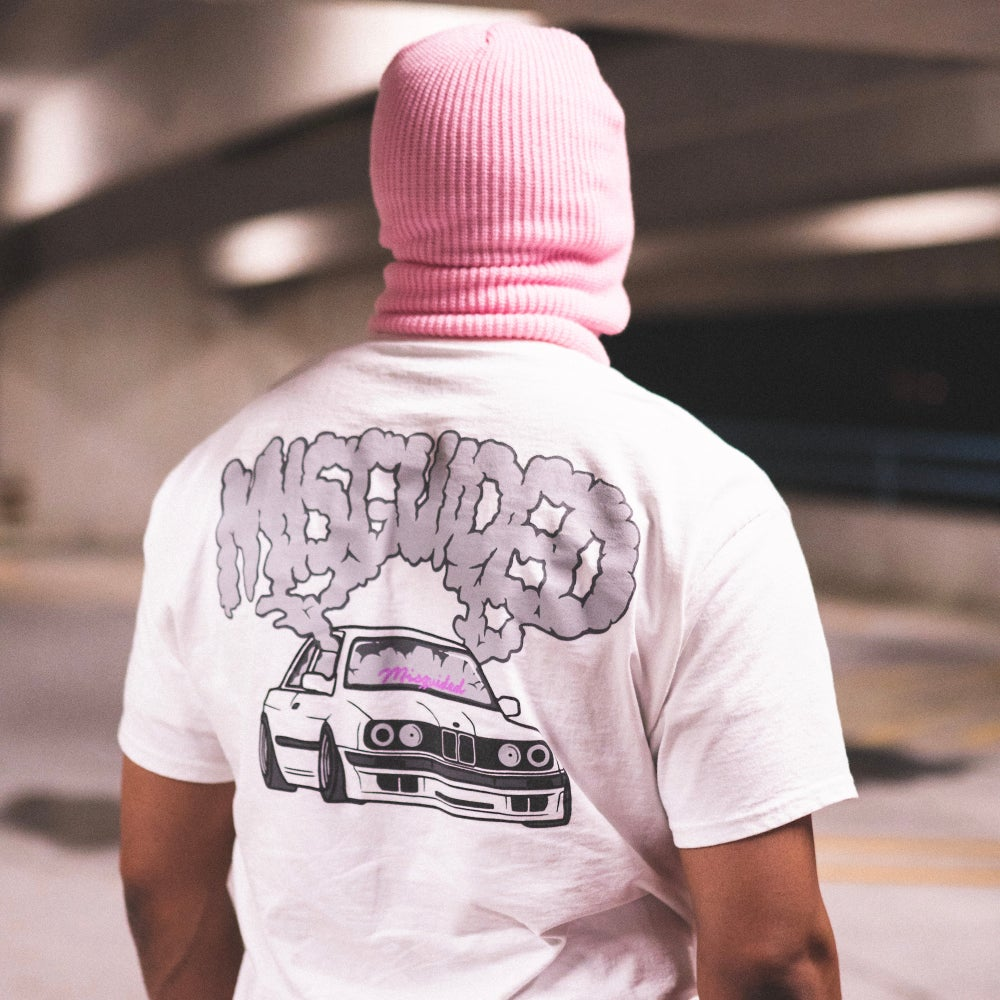 Misguided Hotbox Tee