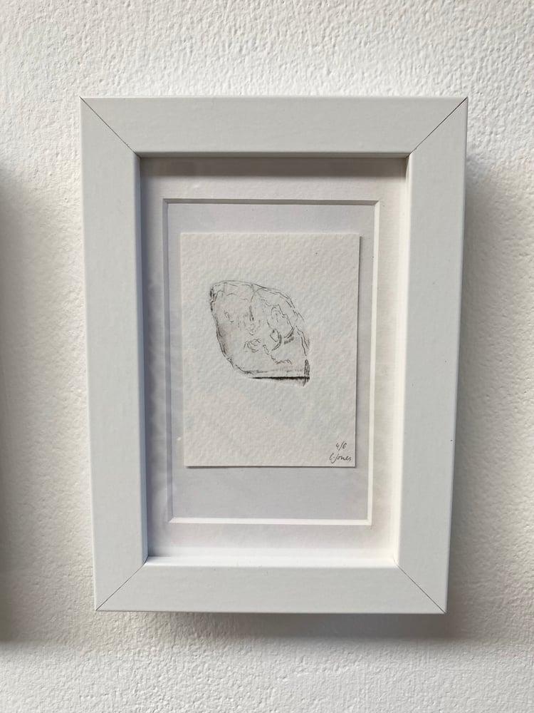 Image of Rock etching #4