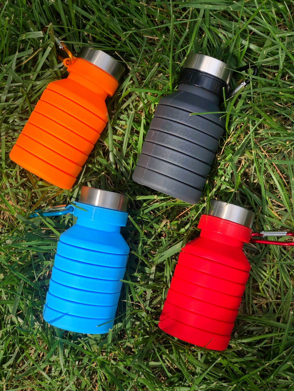 Image of Snatched Silicone Water Bottle