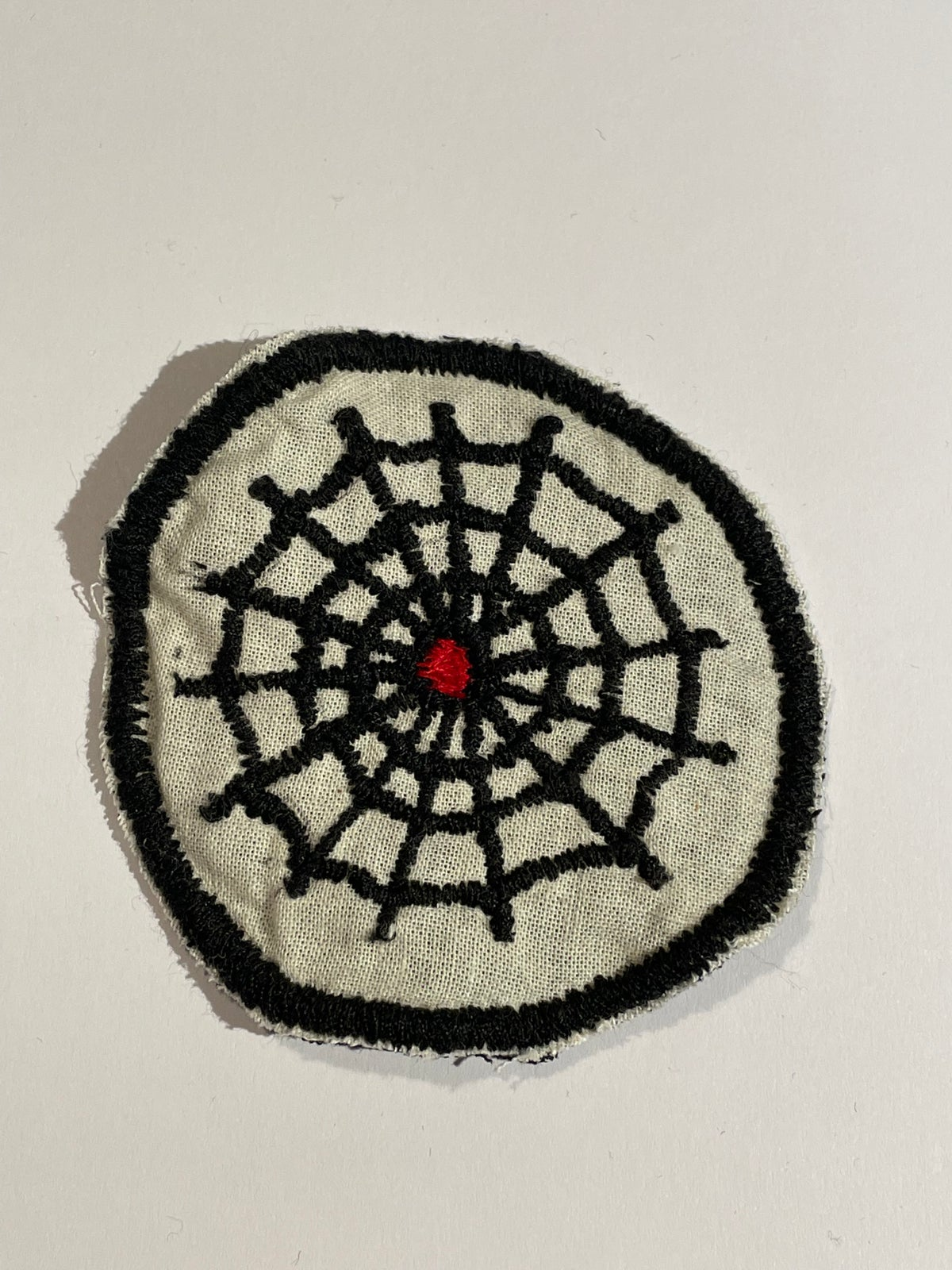 Image of Web patch