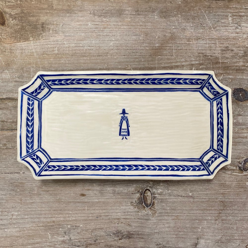 Image of Small Welsh Lady Platter