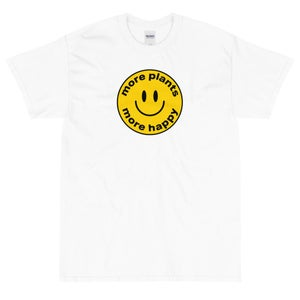 Image of More Plants More Happy Tee