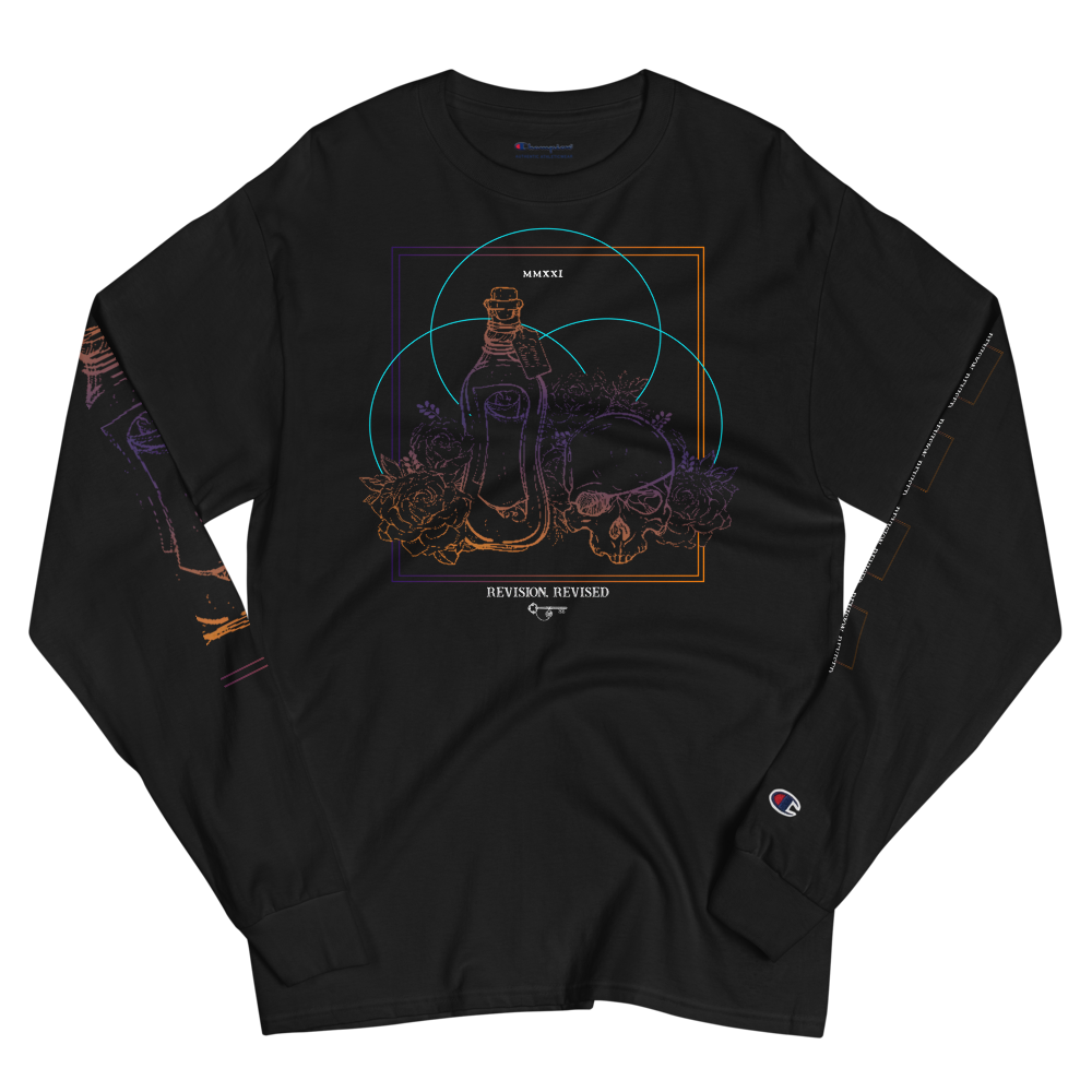 Image of End All - Champion Long Sleeve