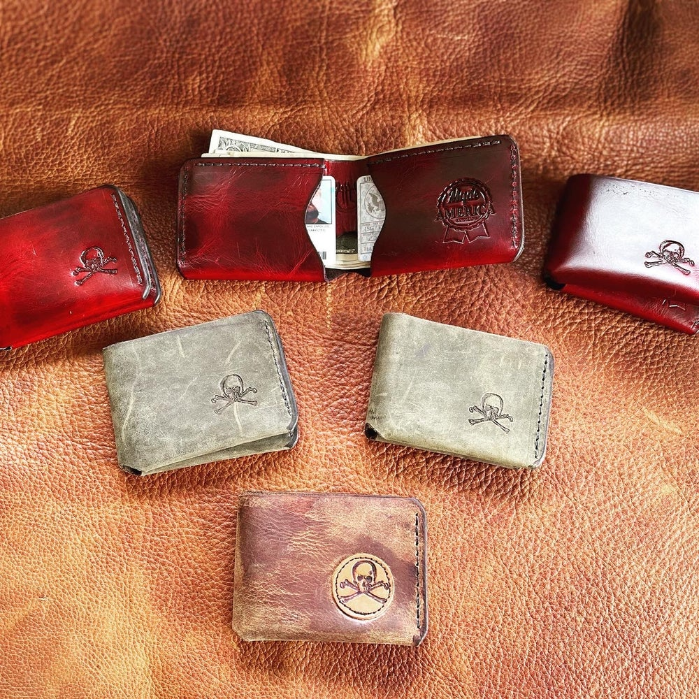 Image of Bootlegger wallet