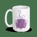 Image 1 of Farmhouse Style Witch Please Ceramic Mug