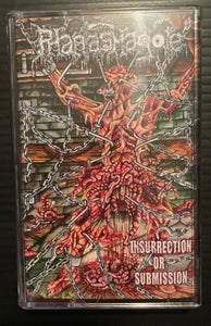 Image of PHANTASMAGORE 'insurrection or submission' tape