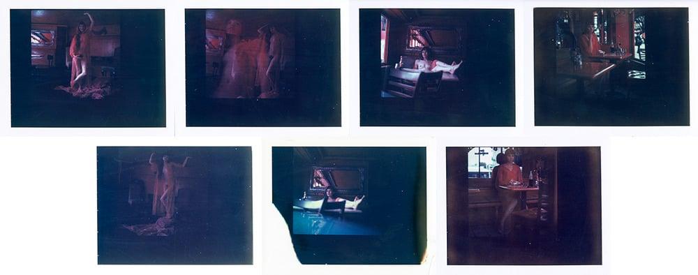 Nettie R. Harris - 669 Polaroids (Hasselblad)