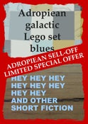 Image of Hey Lego Set special offer - buy both books!