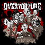 Image of Overtorture - At The End The Dead Await