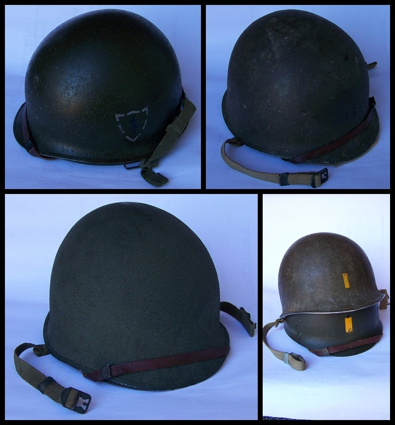 Image of SOLD HELMETS 3
