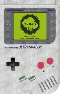 Image of ULTRANIMBOY Zine