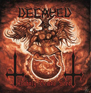 """Image of Decayed -""""Unholy Demon Seed"""" - CD"""