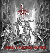 "Image of Sacrificial Blood - ""Unholy Fucking Hatred"" - CD"