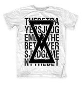 Image of TBJ Logo t shirt (white)