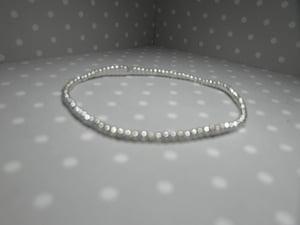 Image of Silver Bead Bracelet