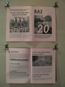 Image of BAZ#1