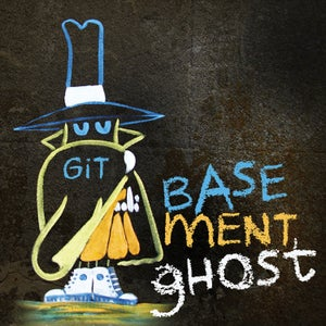 Image of Basement Ghost CD (Limited Edition Of Only 100)