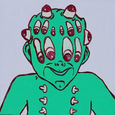 Image of Mr. Eyeballs