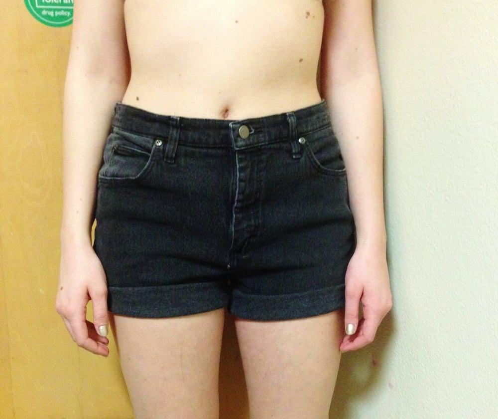 Image of Vintage Lee Denim Shorts
