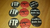 Image of CWSA RBG Button Set