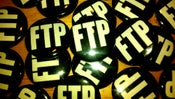 Image of 100 FTP Buttons