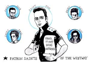 Image of Patron Saints of the Westway