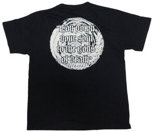 "Image of BOMBS OF HADES ""The Serpent's Redemption"" T-Shirt"