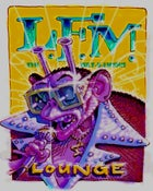 Image of LFM Evil Cult-o-Licious Lounge - poster