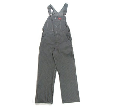 Image of Dickies Hickory Striped Overalls
